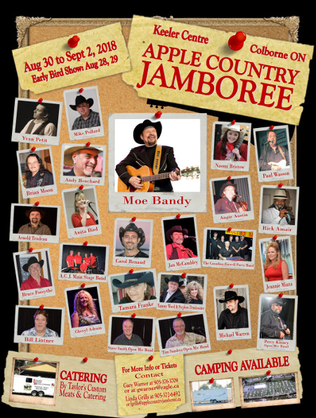 14th Apple Country Jamboree
